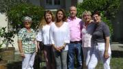 Sommerfest und Vorstellung des neuen Schlossgrafenpaares 2015