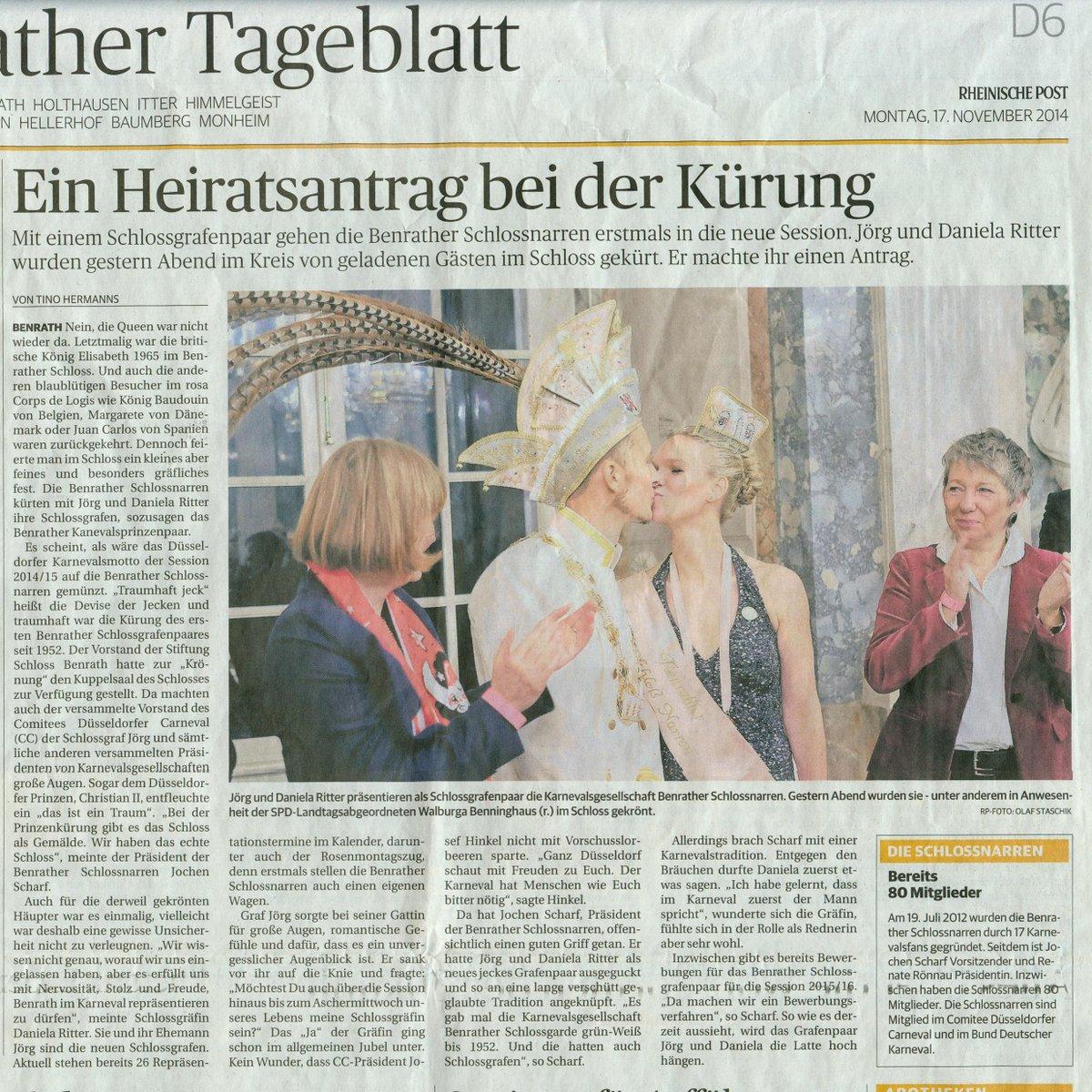 Rheinische Post 28.01.2013